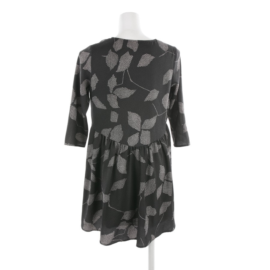 dress from Essentiel Antwerp in anthracite and white size 36 FR 38