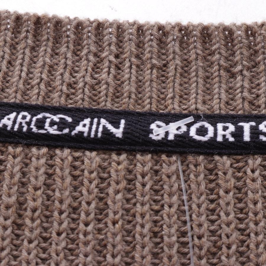 Strickpullover von Marc Cain Sports in Olivgrün Gr. 34 N1