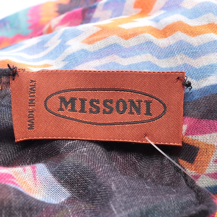 scarf from Missoni in multicolor