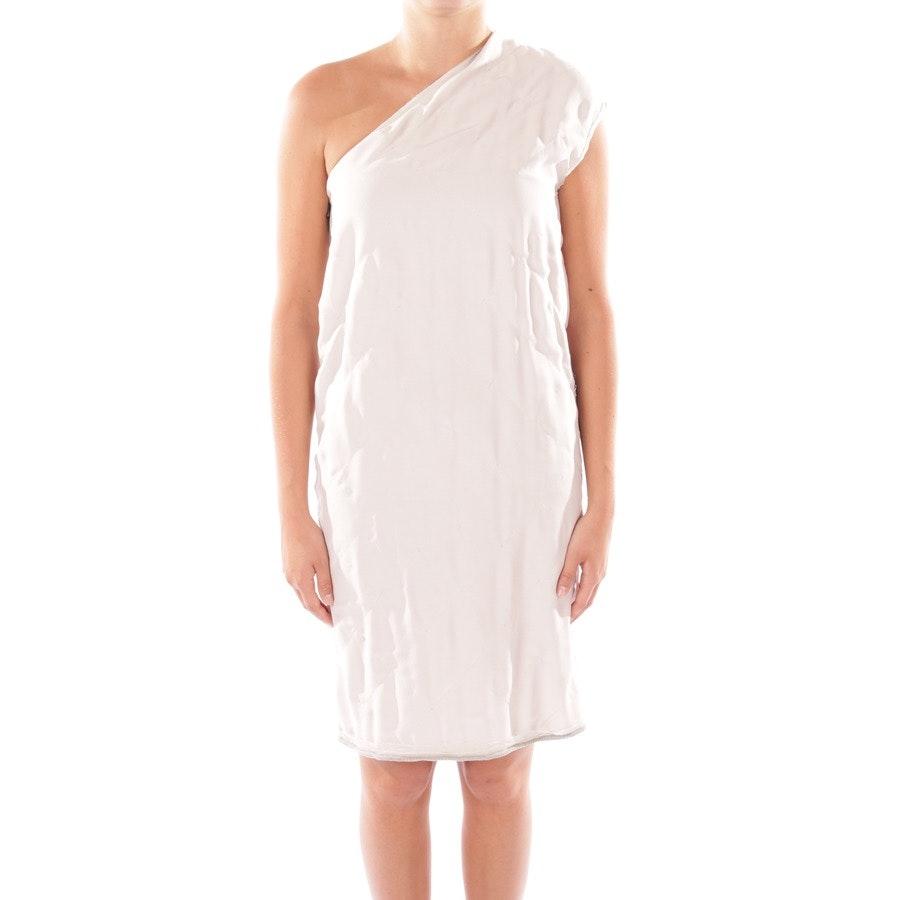 Kleid von Lanvin in Hellgrau Gr. DE 34 FR 36