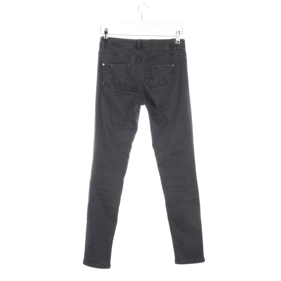Jeans von Marc Cain in Anthrazit Gr. 34 N1