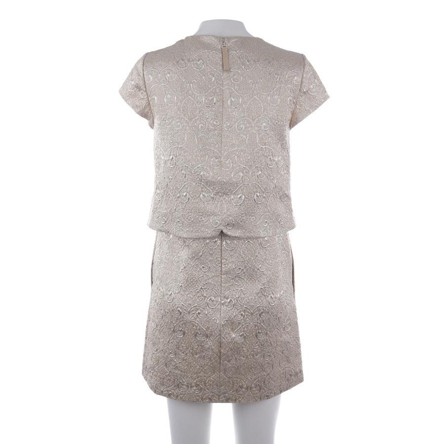 Kleid von Tory Burch in Gold Gr. 30 US 0