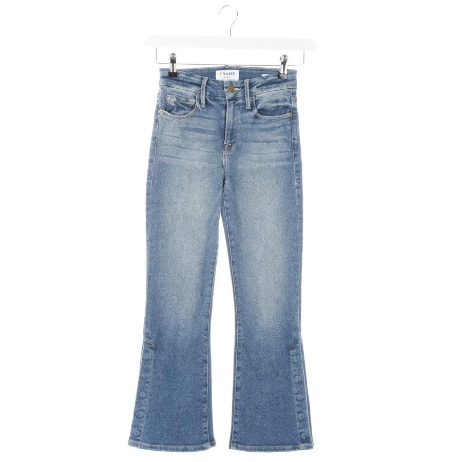 Jeans von Frame in Hellblau Gr. W24