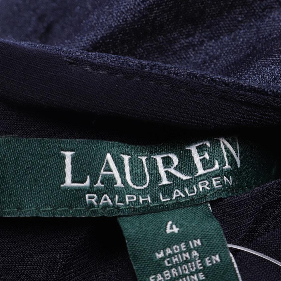 Maxikleid von Lauren Ralph Lauren in Dunkelblau Gr. 34 US 4 - Neu
