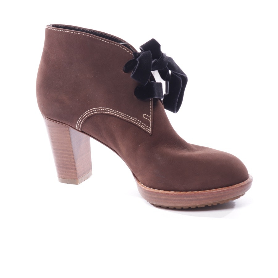 ankle boots from Paul Smith in brown and black size EUR 38