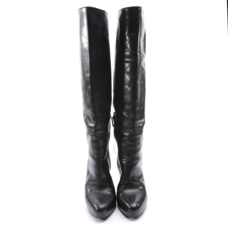 Stiefel von Prada in Schwarz Gr. EUR 38,5