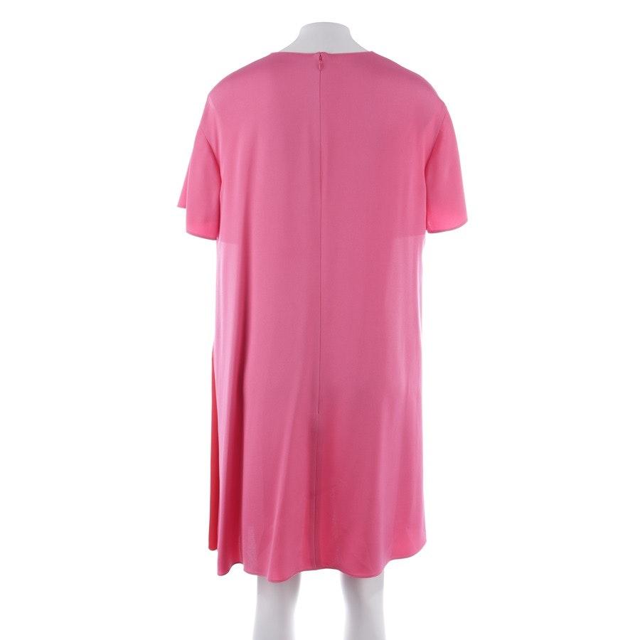 Seidenkleid von Valentino in Himbeer und Rot Gr. 40 - Neu
