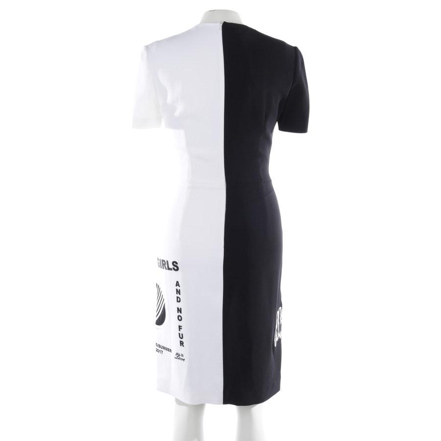 Kleid von Stella McCartney in Schwarz und Weiß Gr. 36 IT 42 - Neu