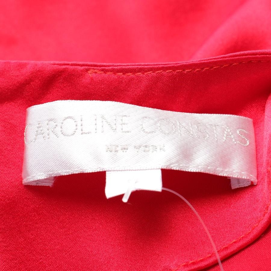 Minikleid von Caroline Constas in Rot Gr. S - Neu