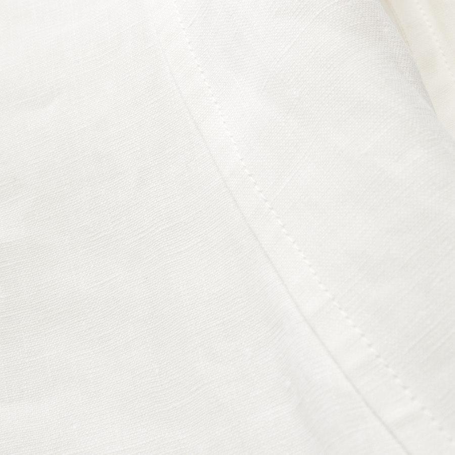 Leinenkleid von Jil Sander in Offwhite Gr. 36 - Neu
