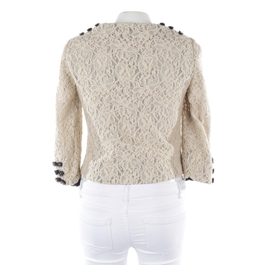 blazer from Moschino in beige size 38