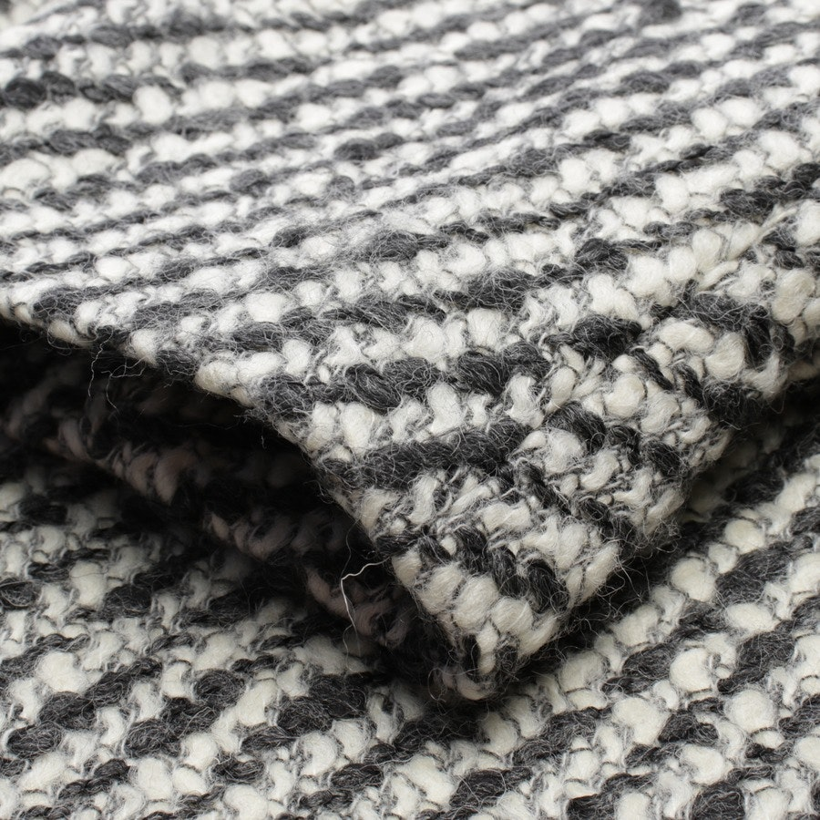 Übergangsmantel von Isabel Marant in Creme und Grau Gr. 36 FR 38 - Neu