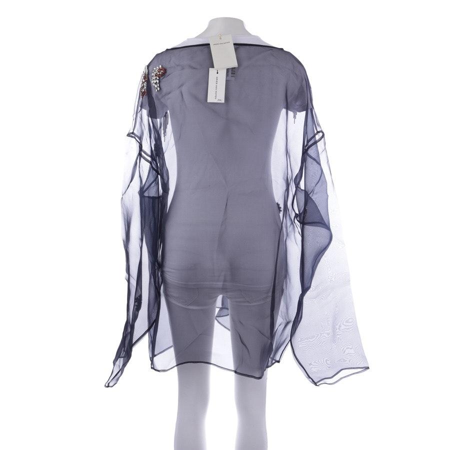 blouses & tunics from Dries van Noten in dark blue size S - new