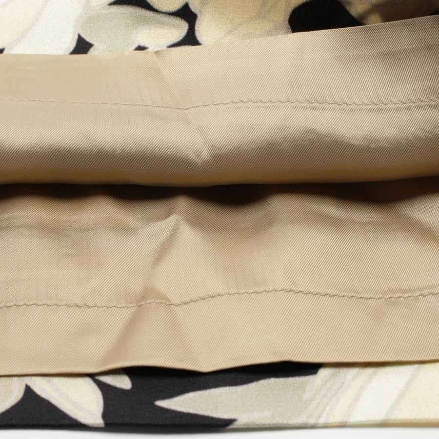 skirt from Dries van Noten in beige and black size 38 FR 40 - new