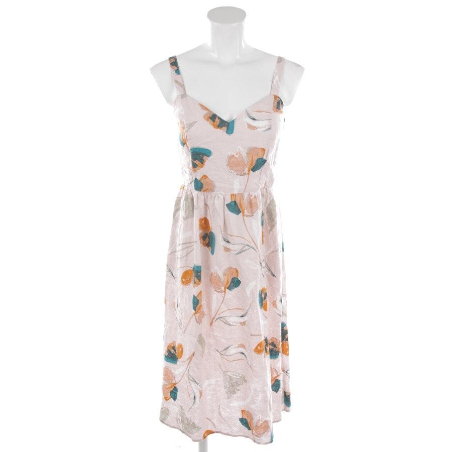 Leinenkleid von Rachel Zoe in Rosé und Multicolor Gr. 34 - Neu