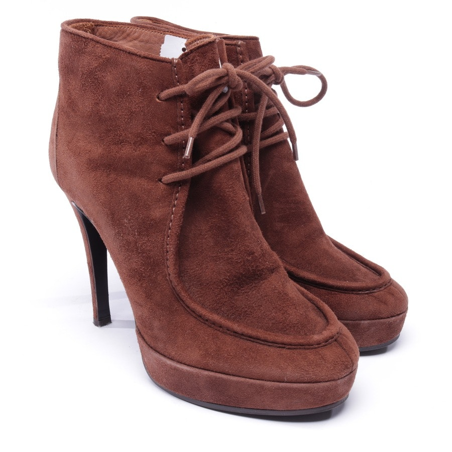 ankle boots from Marc Cain in brown size EUR 40