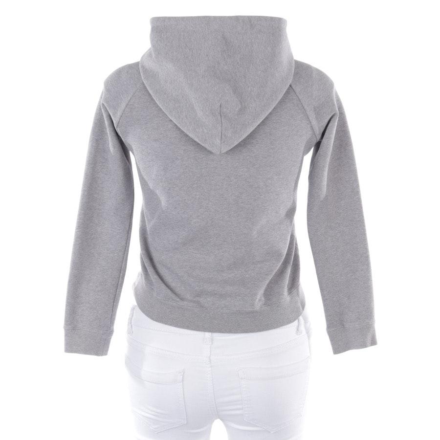 Sweatshirt von Balenciaga in Grau meliert Gr. M