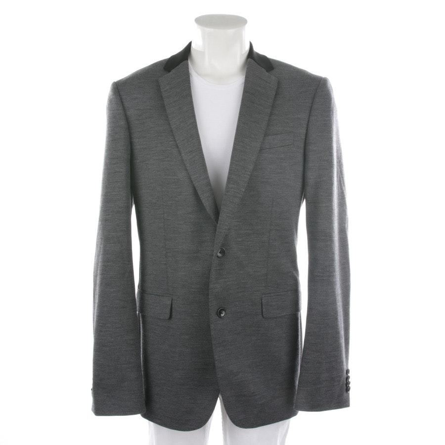 blazer from Hugo Boss Black Label in grey mottled size 98
