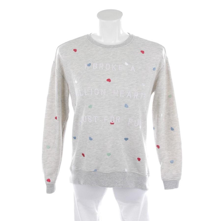 sweatshirt from Zoe Karssen in grey size XS