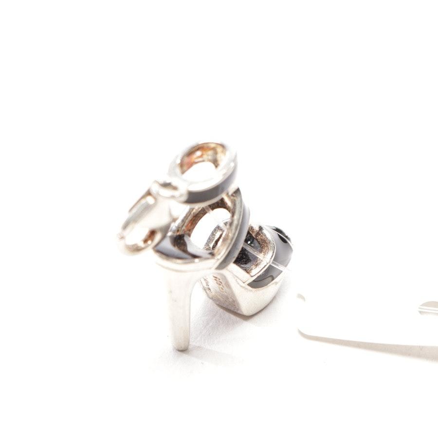 Charm von Thomas Sabo in Silber und Schwarz