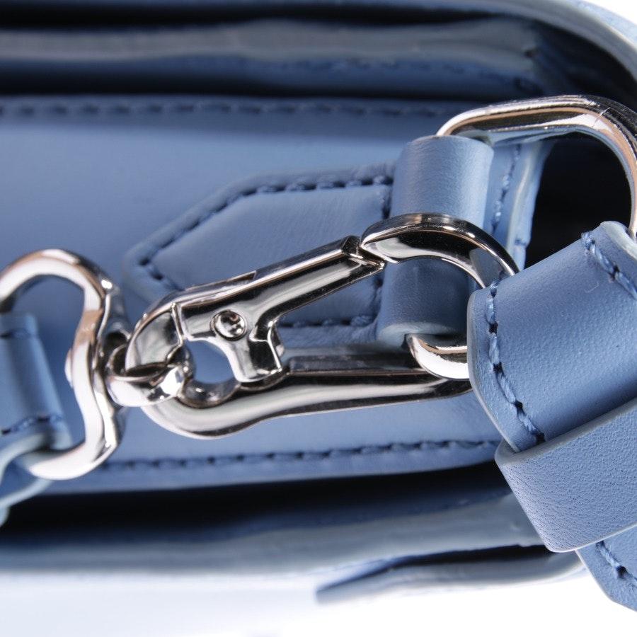 shoulder bag from Karl Lagerfeld in blue