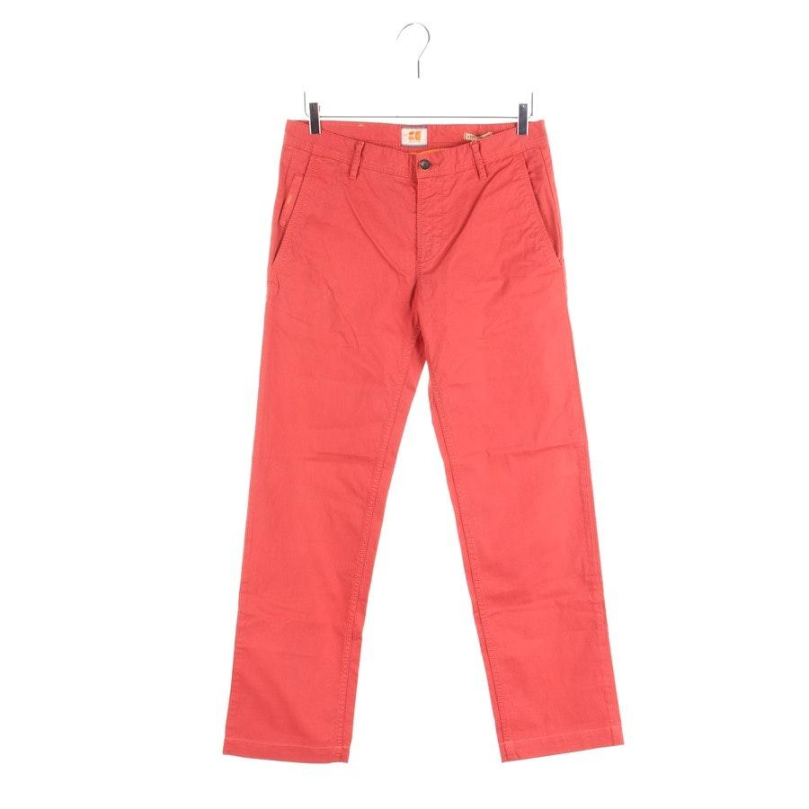 Hose von Hugo Boss Orange in Rot Gr. W31