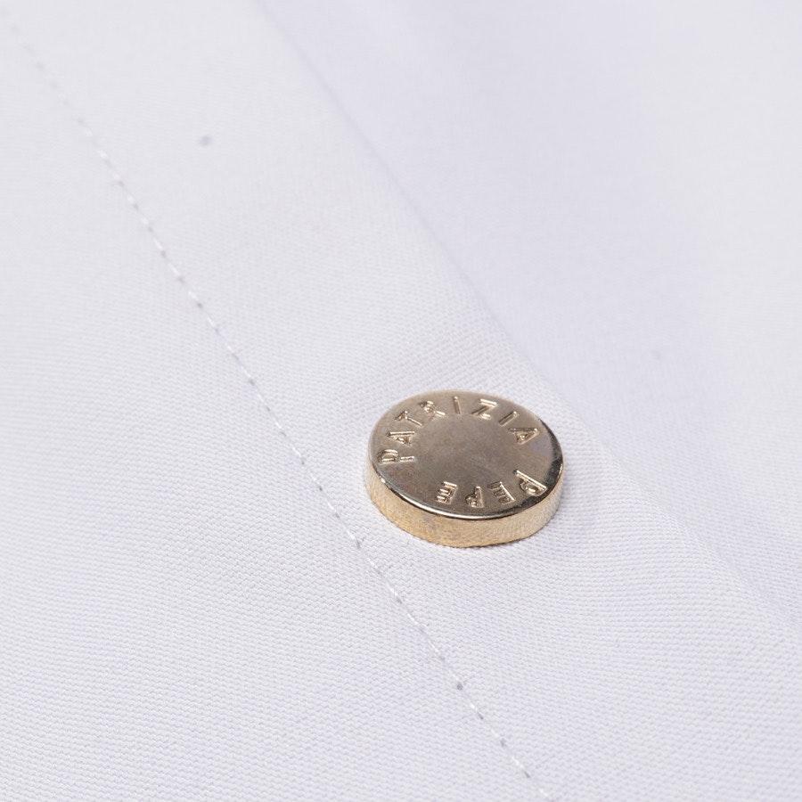 Kleid von Patrizia Pepe in Grau Gr. 36 IT 42