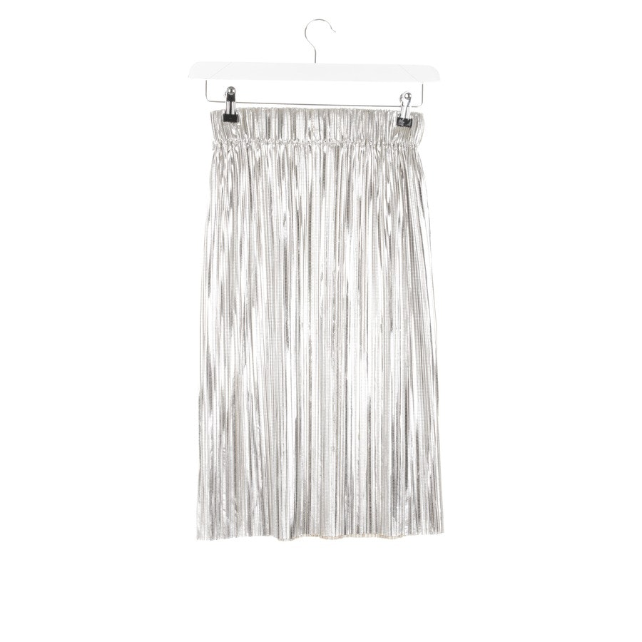 skirt from Isabel Marant Étoile in silver size 34 FR 36