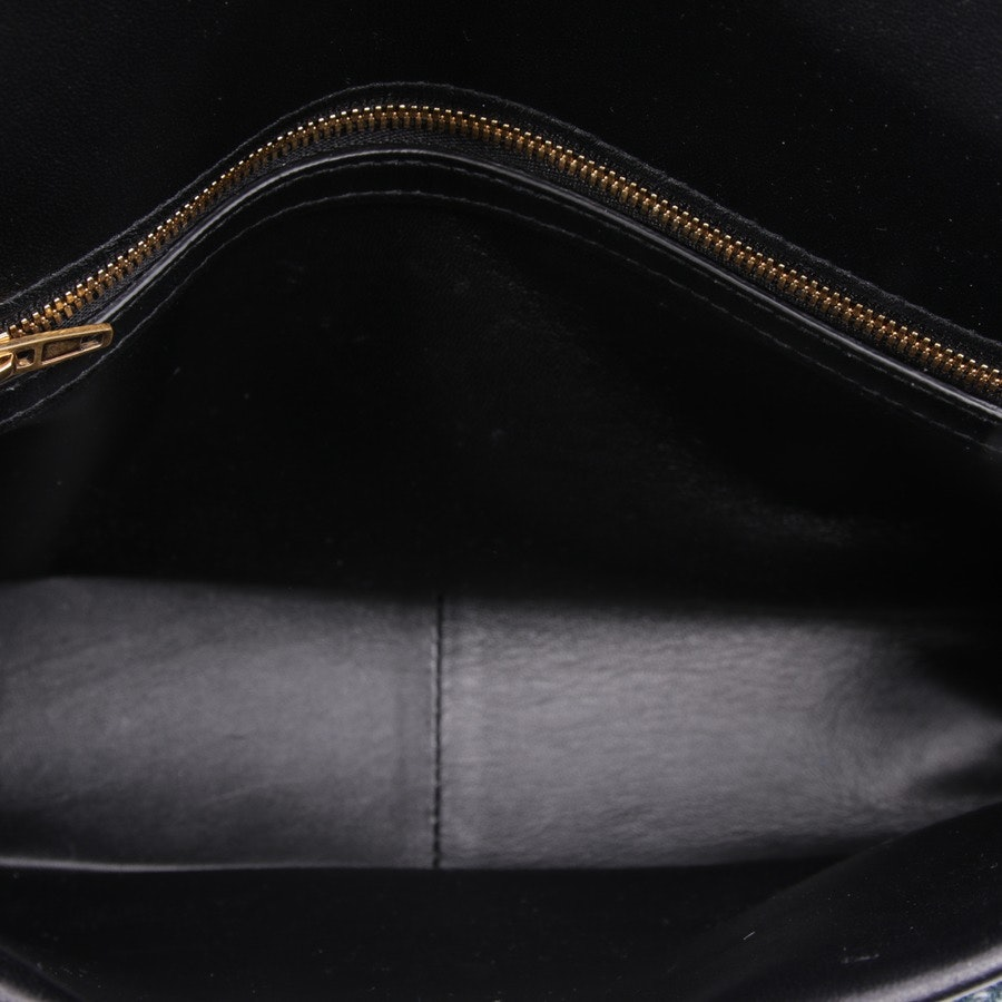 Schultertasche von Balenciaga in Multicolor - BB Logo Chain