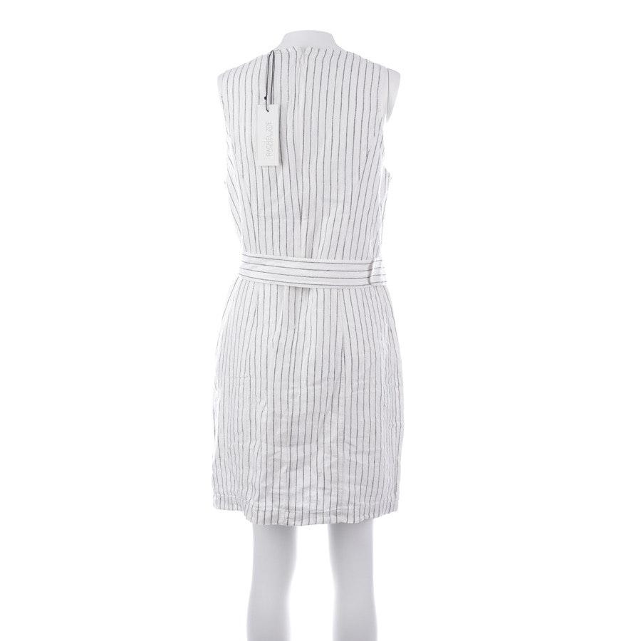 Sommerkleid von Rachel Zoe in Weiß und Schwarz Gr. 36 - NEU mit Etikett