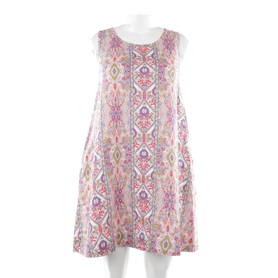 Leinenkleid von Rachel Zoe in Multicolor Gr. XL - Neu