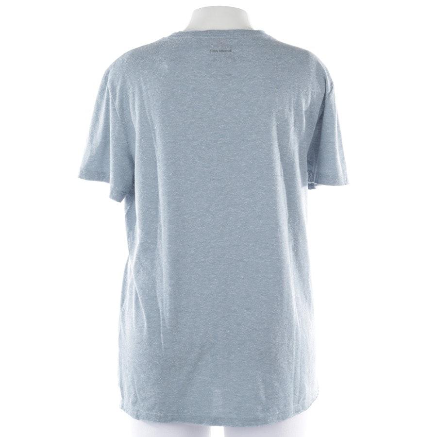 T-Shirt von Hugo Boss Orange in Türkis Gr. XL