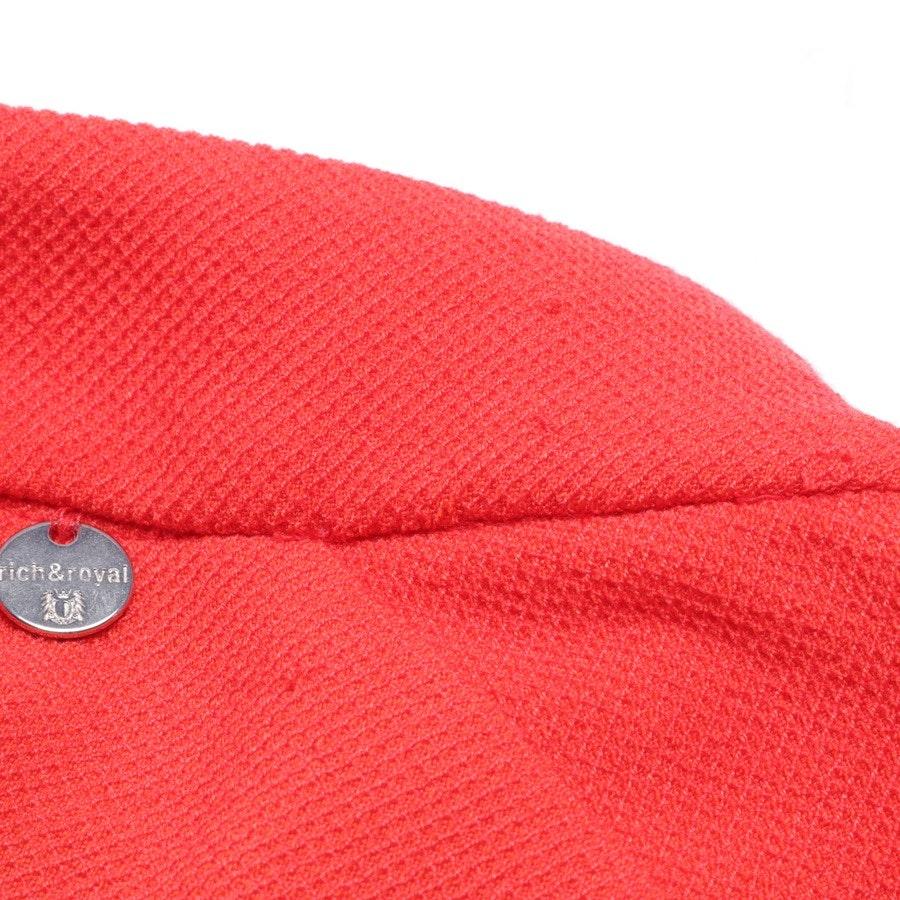 Kleid von Rich & Royal in Rot Gr. 36 - NEU mit Etikett