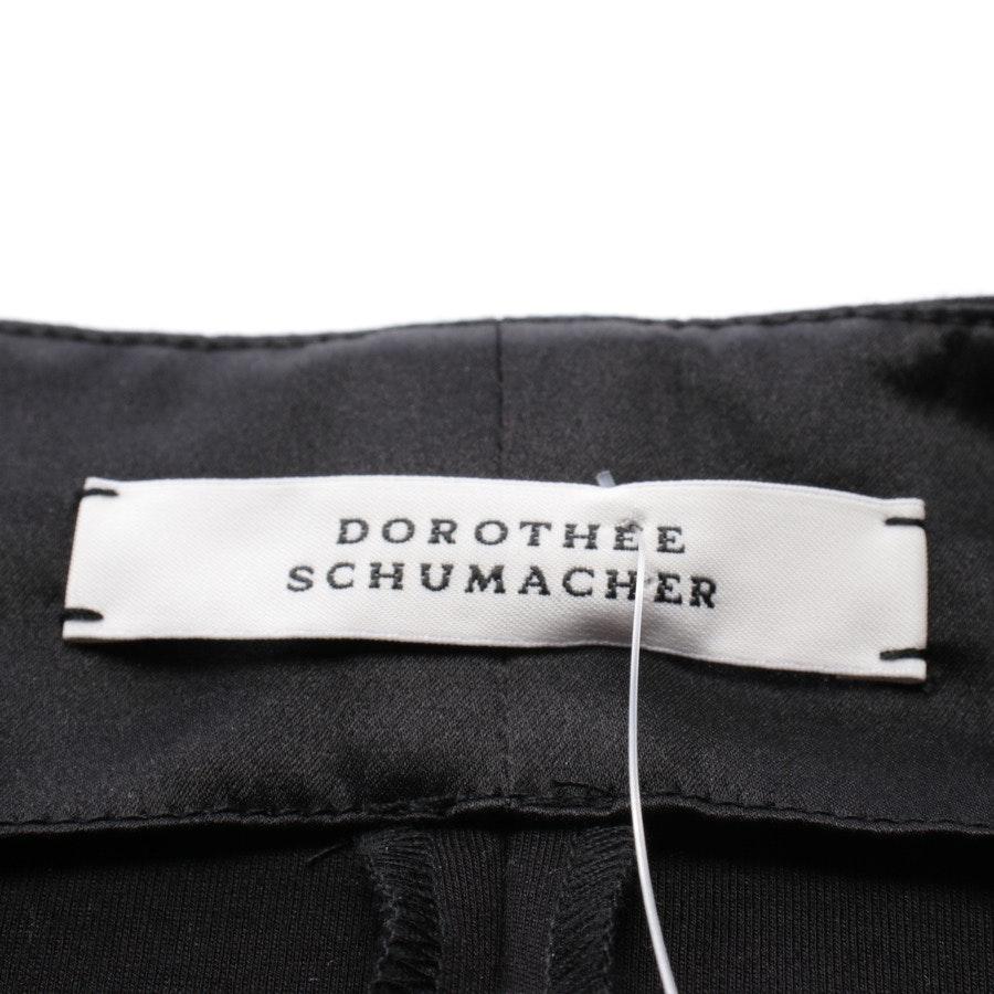 Cocktailkleid von Dorothee Schumacher in Schwarz Gr. 34 / 1