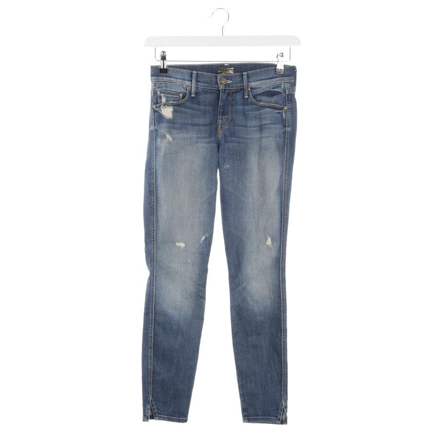 Jeans von Mother in Blau Gr. 25 - The Vamp