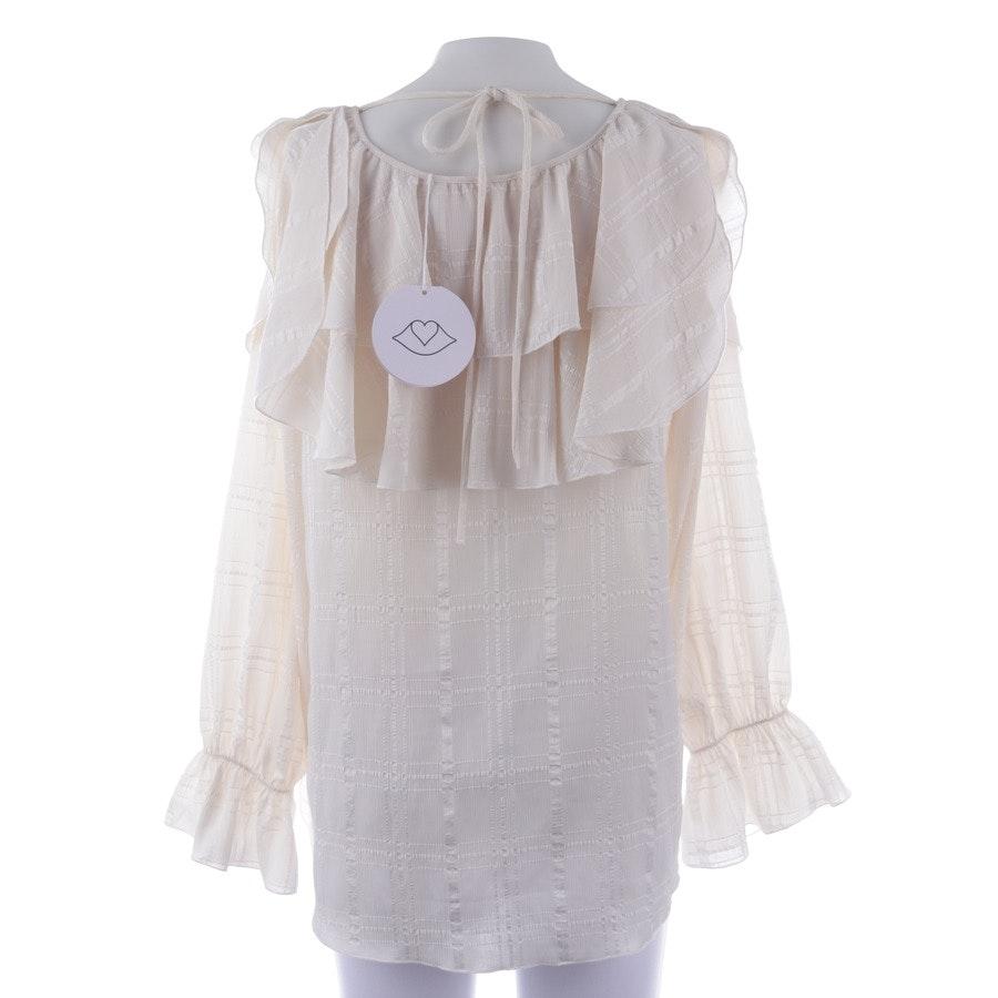 Bluse von See by Chloé in Creme Gr. 34 FR 36 - NEU mit Etikett