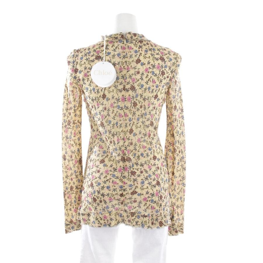 Bluse von Chloé in Multicolor Gr. 34 FR 36 - NEU mit Etikett