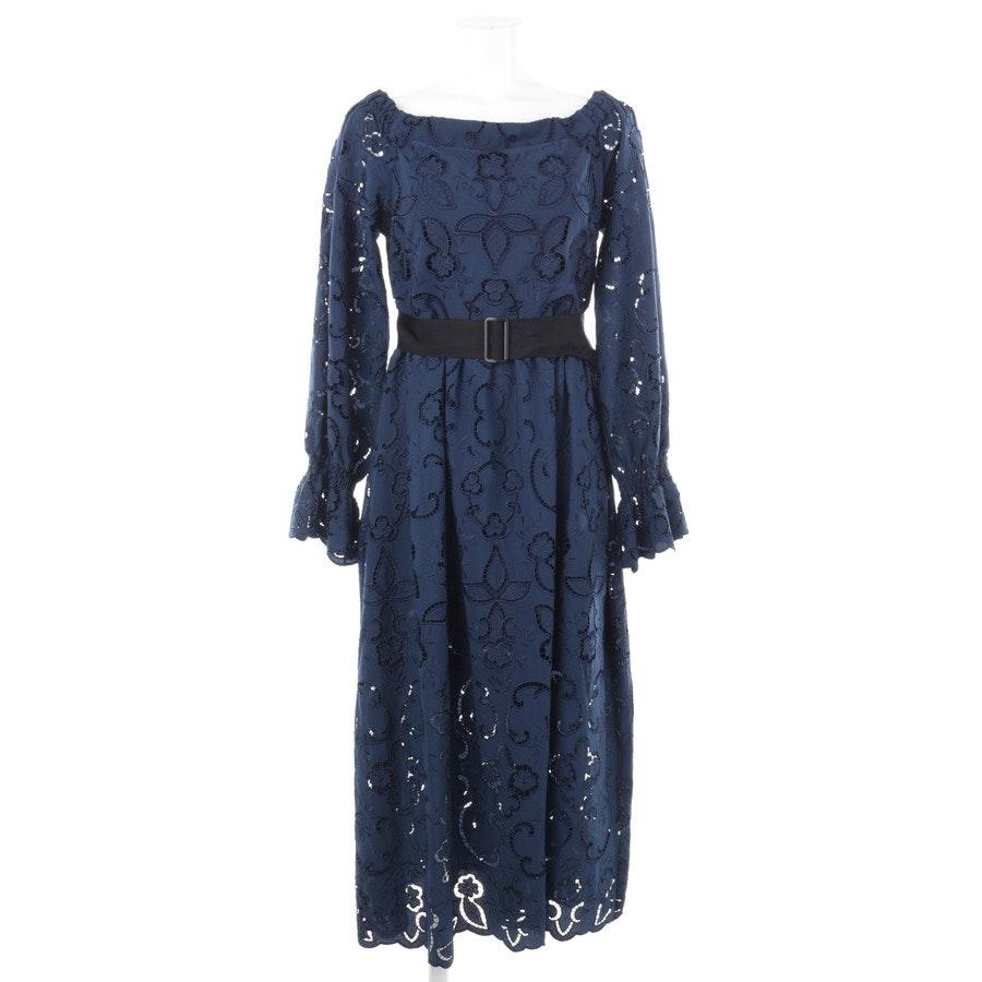 Kleid von Perseverance in Dunkelblau Gr. 38 UK 12 - Neu