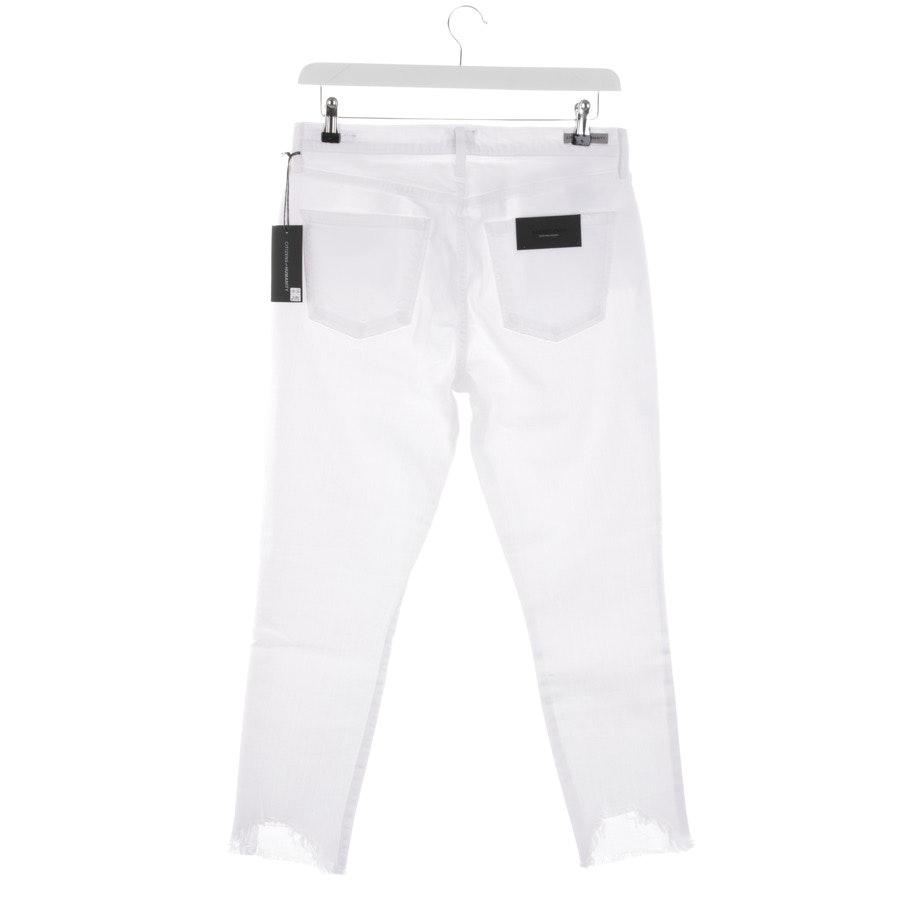 Boyfriend Jeans von Citizens of Humanity in Weiß Gr. W31 - Neu