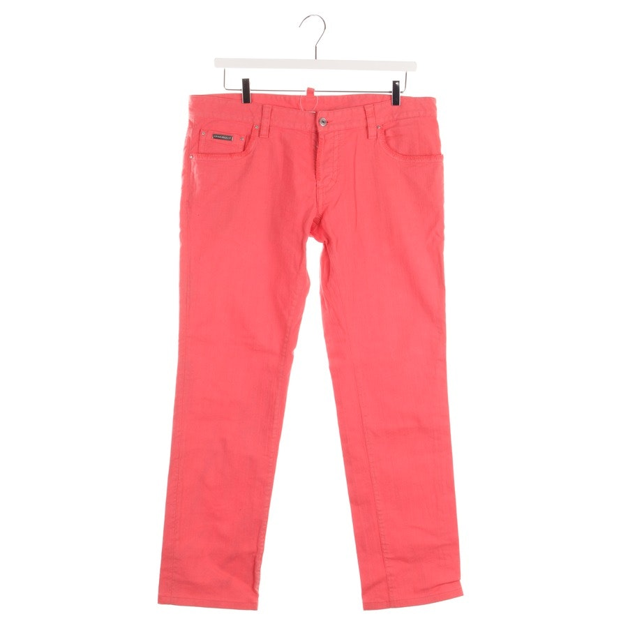 jeans from Dsquared in coral red size DE 52