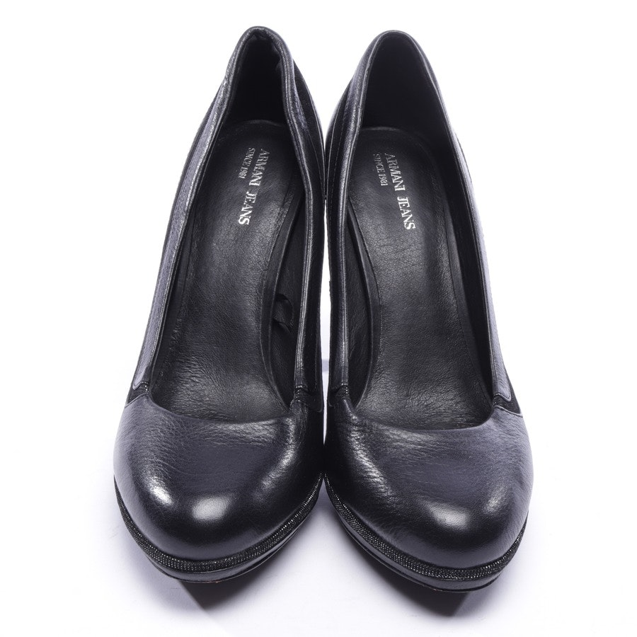 pumps from Armani Jeans in black size D 40