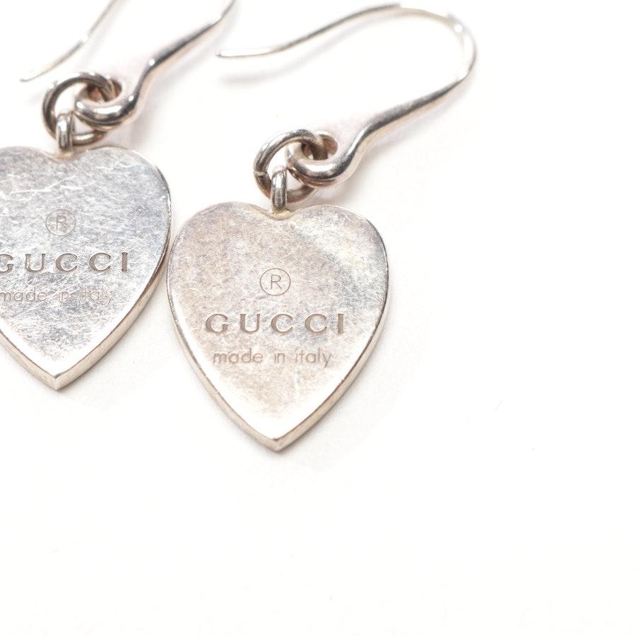 Ohrringe von Gucci in Silber