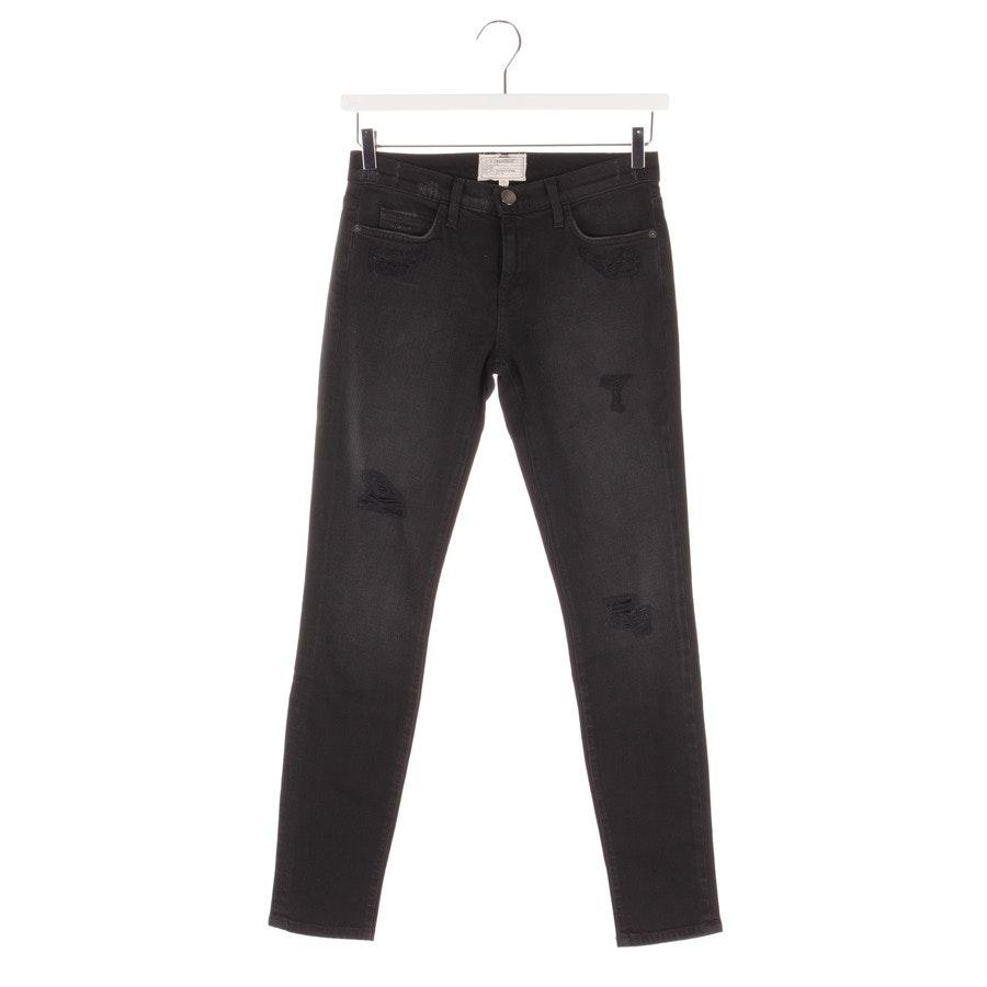 Jeans von Current/Elliott in Schwarz Gr. W27 - Neu