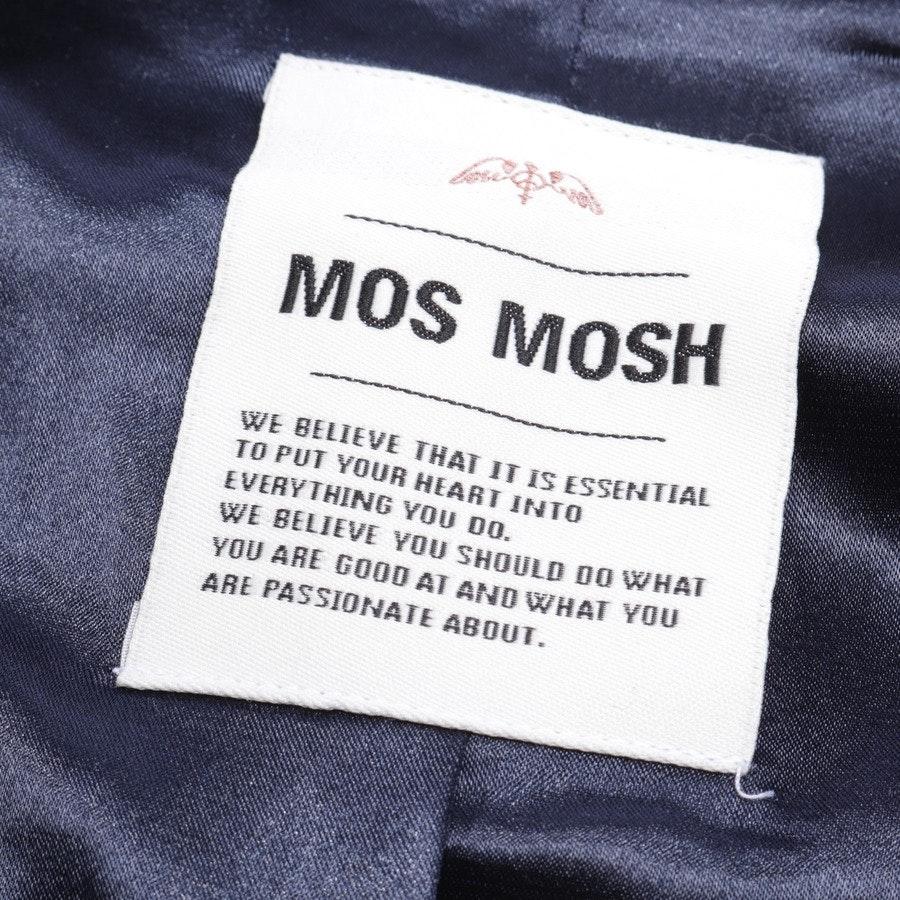 Sommerjacke von Mos Mosh in Blau und Weiß Gr. 34