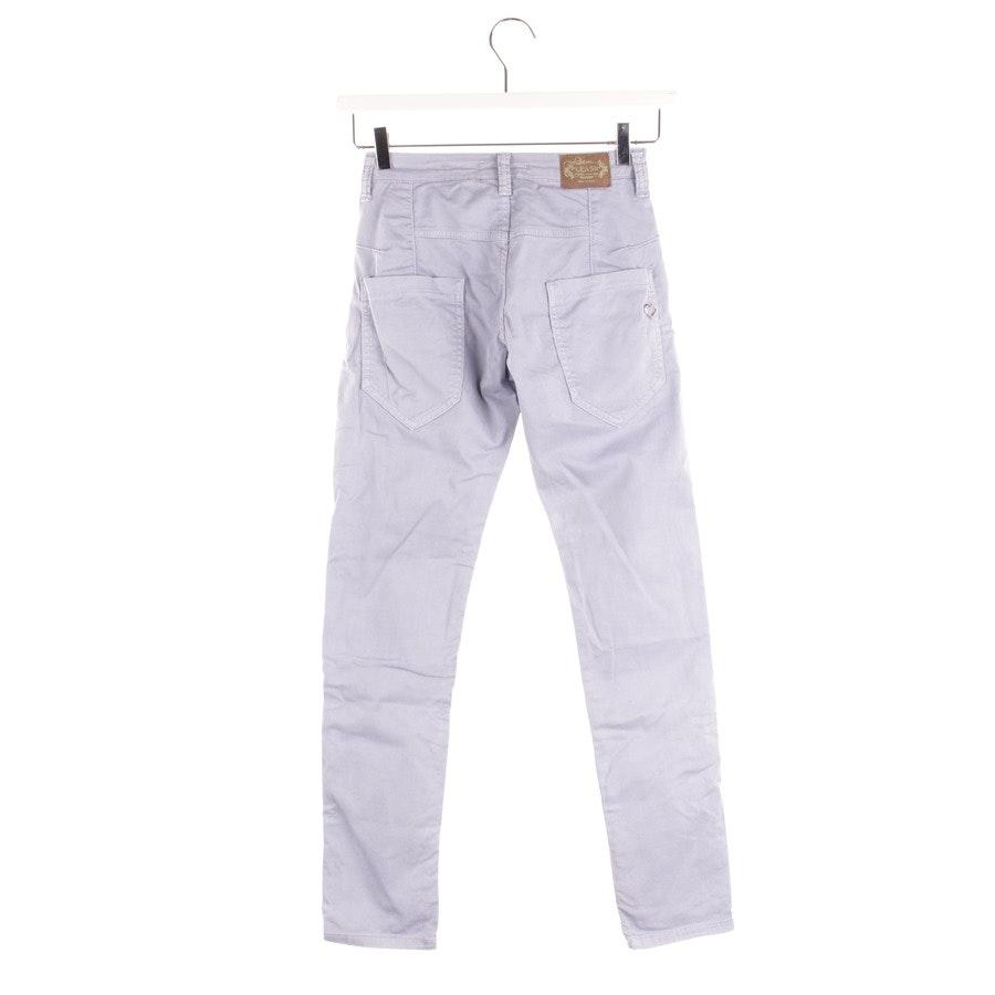 jeans from Please in light grey size XXS