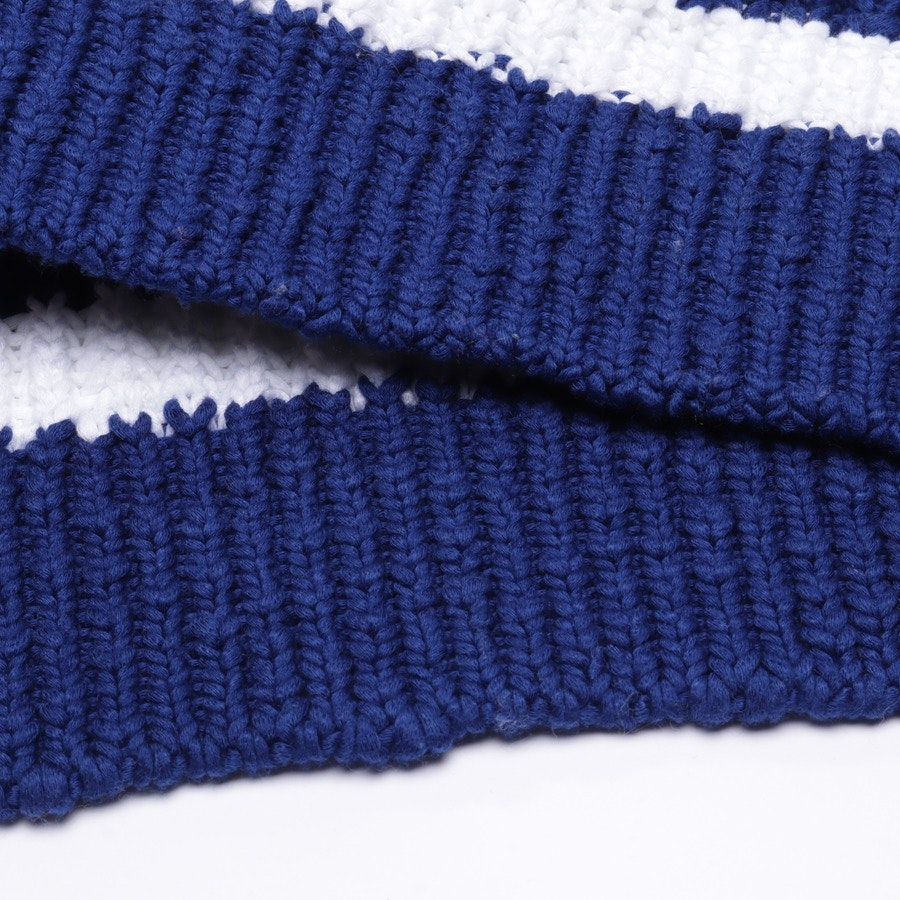 knitwear from Michael Kors in blue and white size XL - new