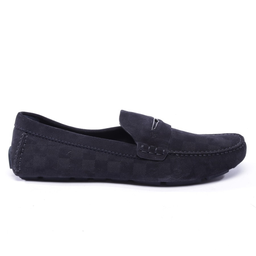 loafers from Louis Vuitton in dark blue size EUR 44 UK 9,5 - new