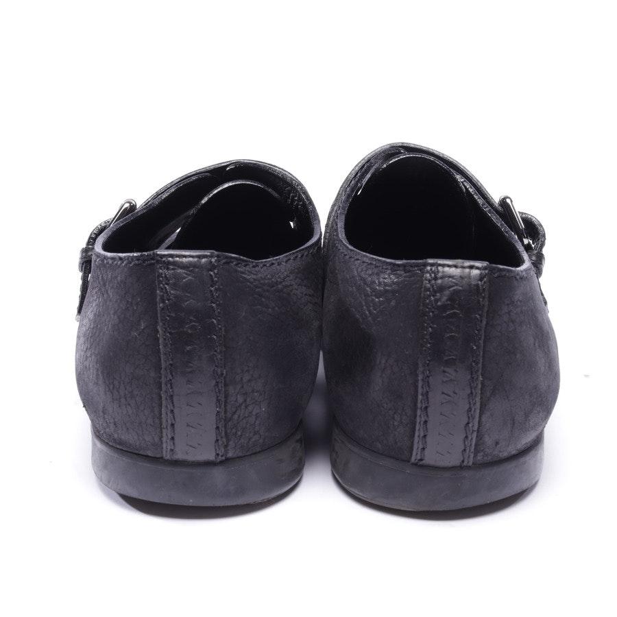 Slipper von Louis Vuitton in Schwarz Gr. EUR 44,5 UK 10