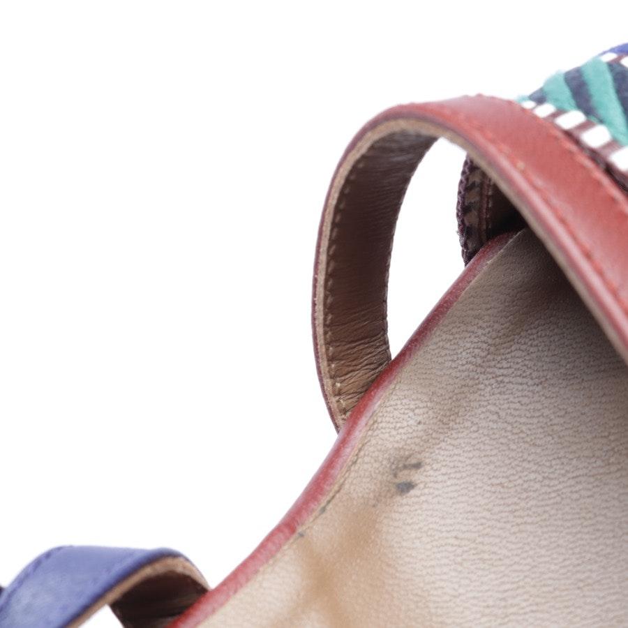Sandaletten von Hermès in Multicolor Gr. D 38,5