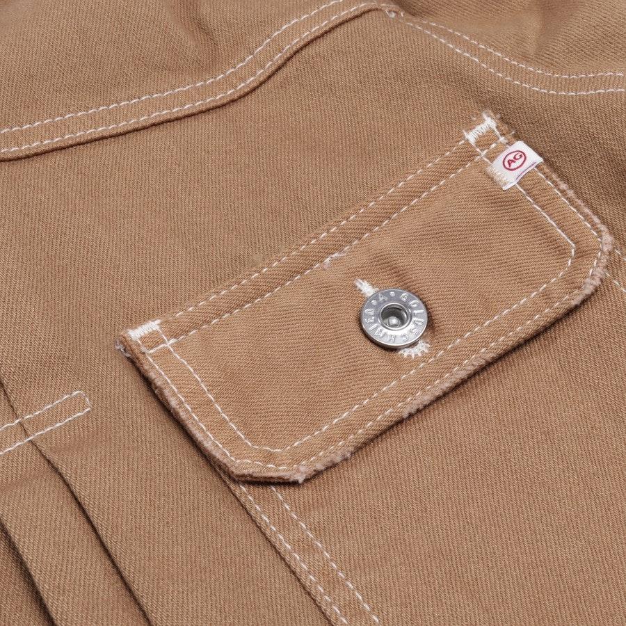 Sommerjacke von AG Jeans in Cognac Gr. M - Neu